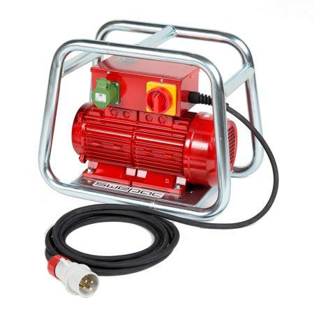 Rotační frekvenční měnič Swepac PVC