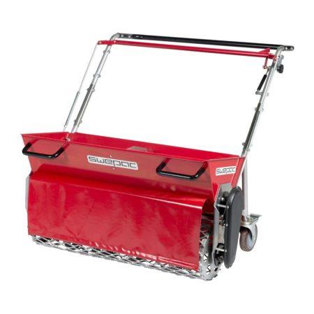 Ruční vozík na pokládku sypkého betonu SW 800